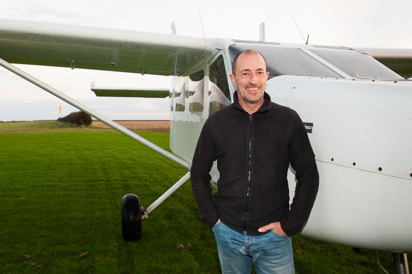 Chris Milnes Jump Pilot