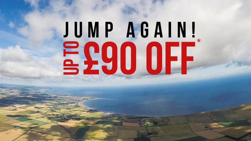 Jump Again Offer