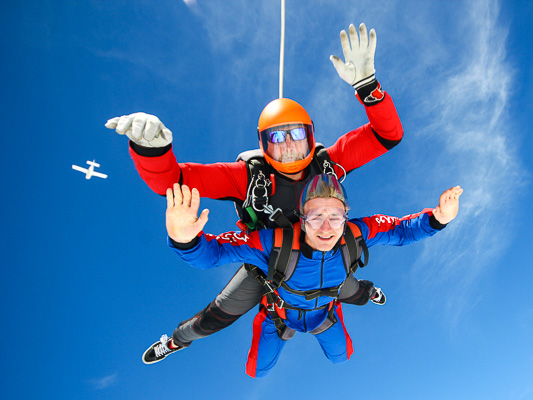 Skydiving Near Leeds | Skydive GB, Yorkshire