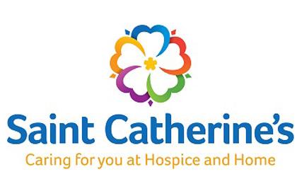 Saint Catherine's Hospice Logo