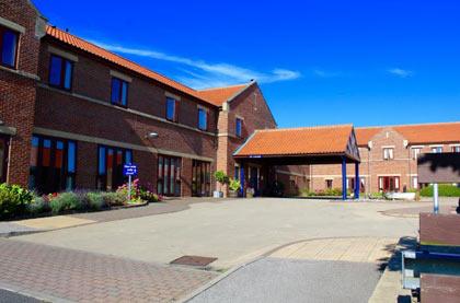 Saint Catherine's Hospice Building