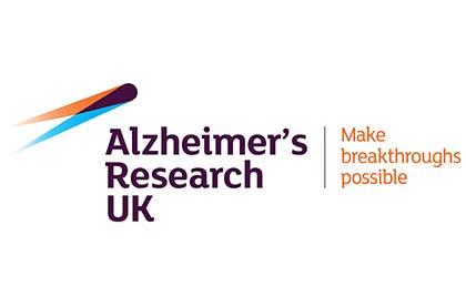 Alzheimer's Research UK logo