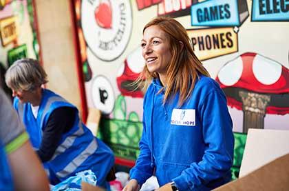Focus 4 Hope volunteers