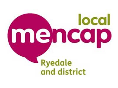Ryedale and district mencap logo