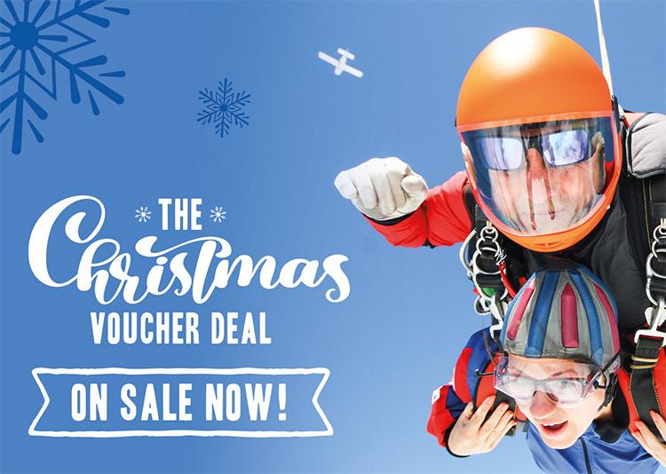 Skydive Christmas Gift
